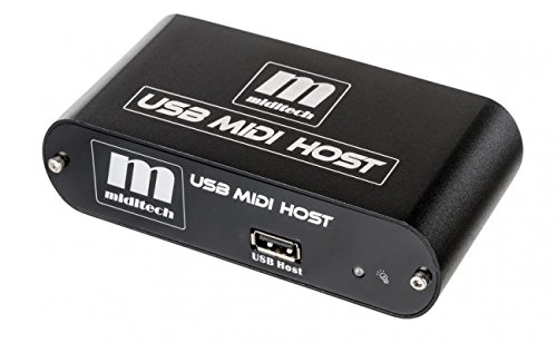 USB MIDI Host by MidiTech