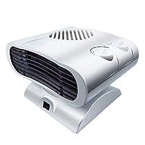 Shaking Head Heater Home Heater Office Desktop Electric Heating Fan (Color : A)