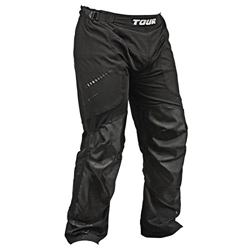 Tour Hockey HPY54BK-L Youth Spartan XTR Hockey Pants, -