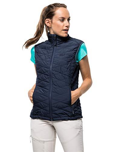 Jack Wolfskin Women's Glen Vest Coat, Midnight Blue, Small ()