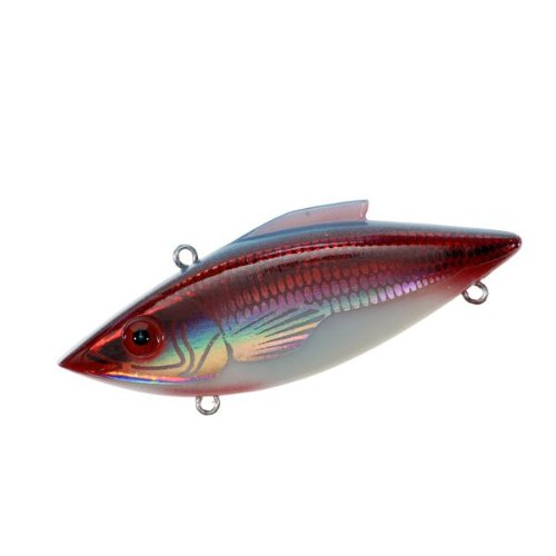 Rat-L-Trap Lures 3/4-Ounce Mag Trap (Blood Line Shad), Outdoor Stuffs