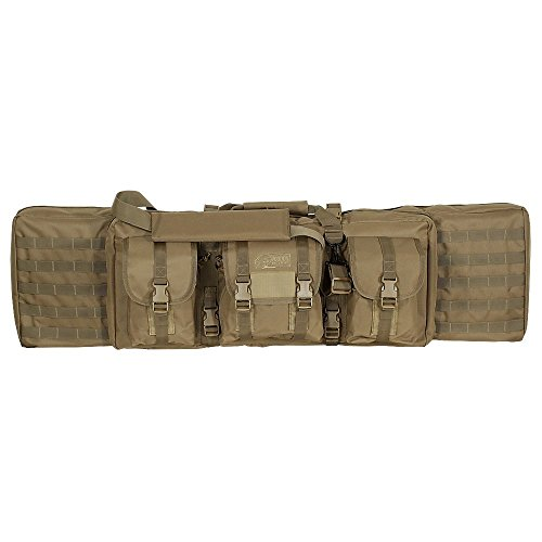 VooDoo Tactical 15-7613007000 Padded Weapons Case, Coyote, - 33 Inch Case Tactical Gun