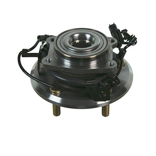 (HU512478 x1 Brand New Rear left Wheel Bearing Hub Assembly)