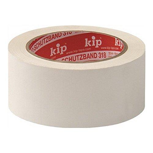 20x Kip Schutzband PLUSLine 30mm weiß gerillt Putzerband Putzband PVC