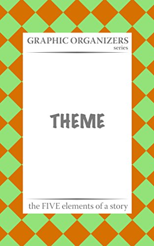 THEME: The FIVE Elements of a Story Graphic Organizers (5 Elements Of A Story Graphic Organizer)