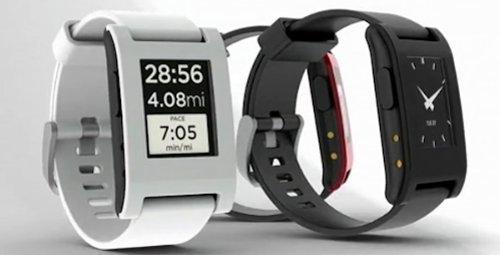 855906004108 - Pebble Smartwatch White carousel main 3