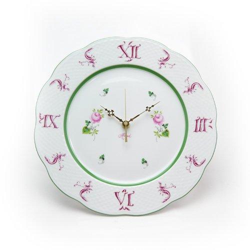 ヘレンド (HEREND) VRH ウォールクロック 壁掛け時計 28.5cm 00527 B00IZTUZA8