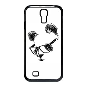 Samsung Galaxy S4 9500 Cell Phone Case Black Cool Pandas EPU Phone Case For Boys Unique