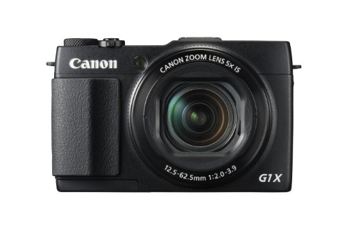 Canon PowerShot G1 X Mark II Digital Camera - Wi-Fi Enabled by Canon