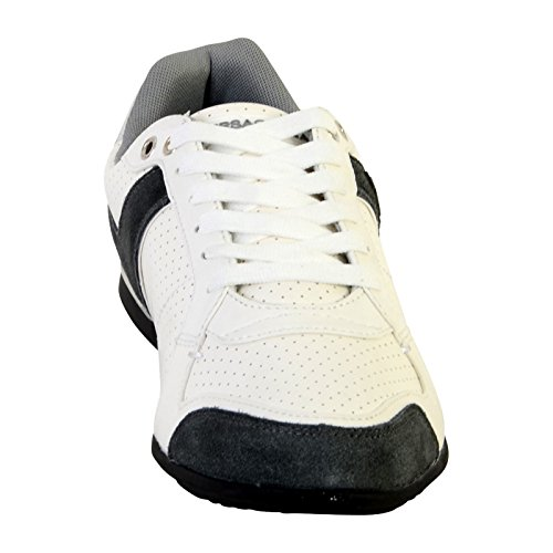 Versace Jeans Linea Fondo Tommy Dis1 Coated Holed Suede E0YRBSB170011003, Deportivas