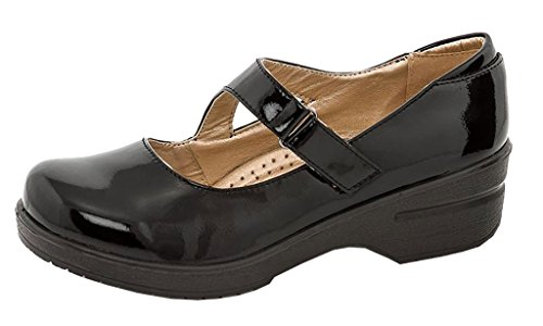 Back 400 Rasolli Women's Clogs Black Sling EYwSWwq1gZ
