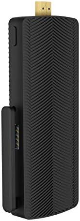AZULLE ACCESS4 PRO FANLESS MINI PC STICK 4GB/64GB – BUSINESS & HOME PORTABLE COMPUTER, WIFI, WINDOWS 10 PRO, USB & ETHERNET PORT