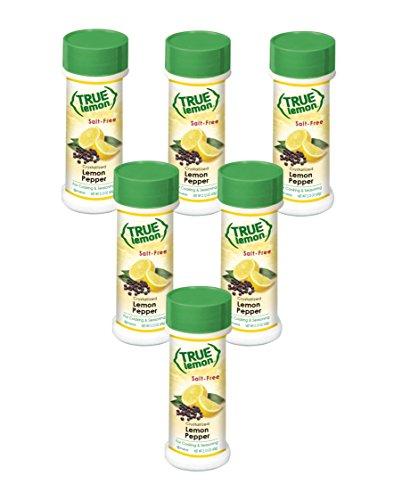 Zesty Lemon Pepper - 9
