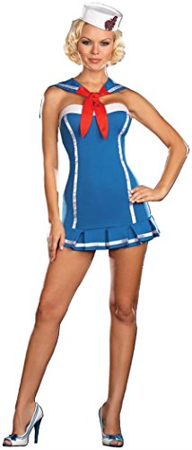 Adult Sailor Costumes (Sailor Stormy Sky Adult Costume - X-Large)
