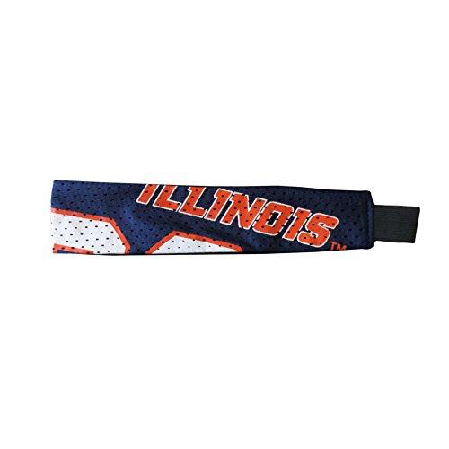Littlearth NCAA Illinois Illini FanBand