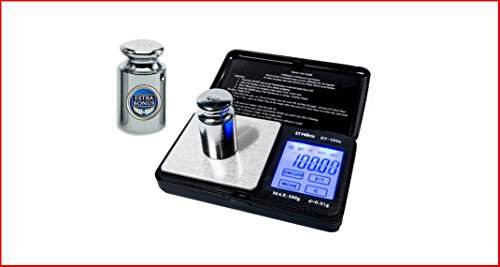 Pocket Scale Digital Touch Screen Built Tough Free
