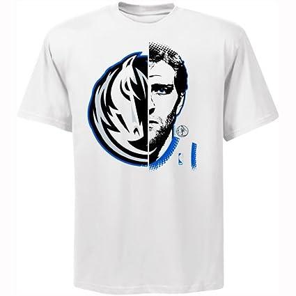 first rate 1a021 651bc Amazon.com : Majestic NBA Dirk Nowitzki Dallas Mavericks ...