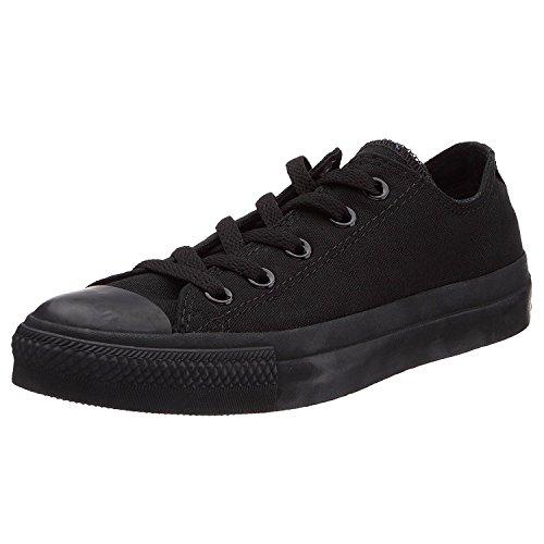 Converse Unisex Chuck Taylor Classic Sneaker (12 B (m) Us, Nero / Nero)