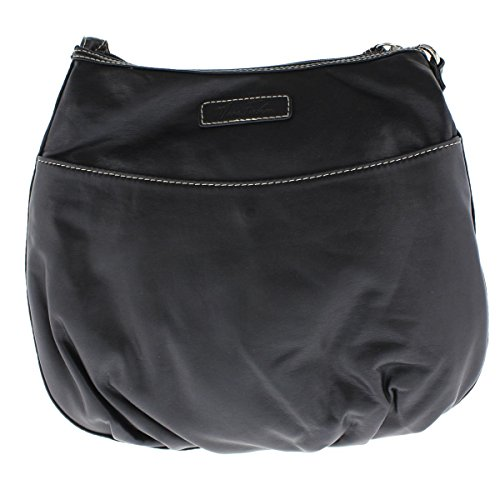 Marc Sling Fisher Womens Black Crossbody Handbag ZrvBZqwT