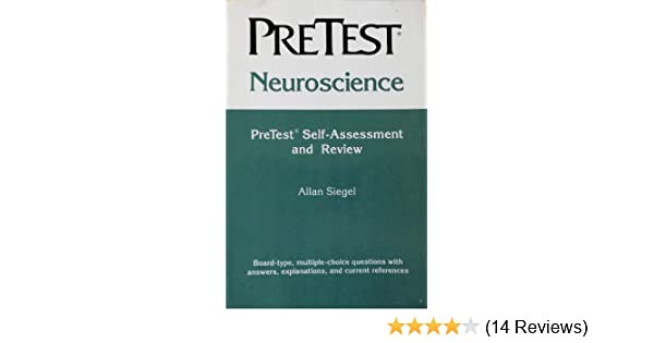 Neuroscience Pretest Self Assessment And Review Pretest Series