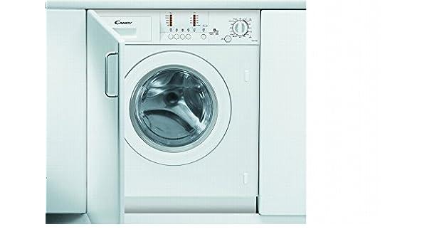 Candy empotrable de lavadora CWB 1308/L, eficiencia ...