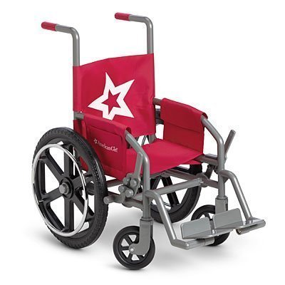 american doll wheel chair - 4