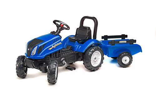 - Falk New Holland Tractor Set    25