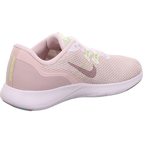 Elemental Flex da Scarpe 7 Fitness Bianco 104 Rose EU Donna 42 White Nike Trainer Damen Trainingsschuh 4wqxfBBP