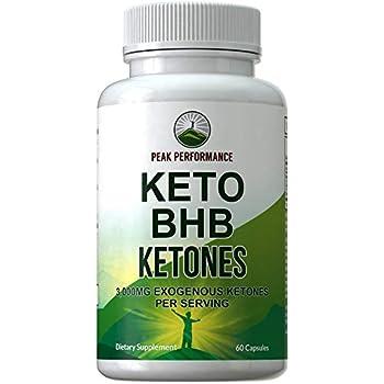 Amazon.com: Keto | #1 Premium Keto Pills (60 Capsules) for