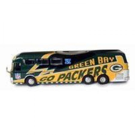 Fleer Collectibles Green Bay Packers 2004 NFL Limited Edition Die-Cast 1:80 Motorcoach by Fleer Collectibles