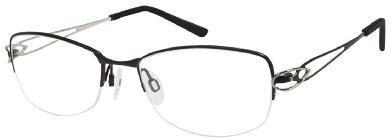 Eyeglasses Charmant 12140 Black BK