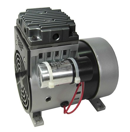 (EasyPro 1/4 HP Rocking Piston Pond Aerator Air Compressor 115 Volt ERP25)