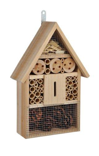 Insektenhotel Insektenhaus ideal als Nist- und Überwinterungshilfe 57131