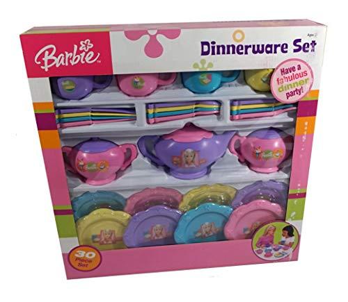 Barbie Dinnerware Set