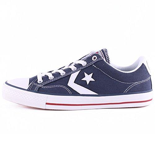 Converse Sp Core Canv Ox 289161-52-10 Unisex - Erwachsene Sneaker Marineblau