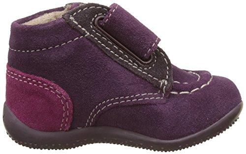 321836 Bono Basket violet Bébé Mixte Fce Violet Mauve Fuchsia Kickers dfqxRd