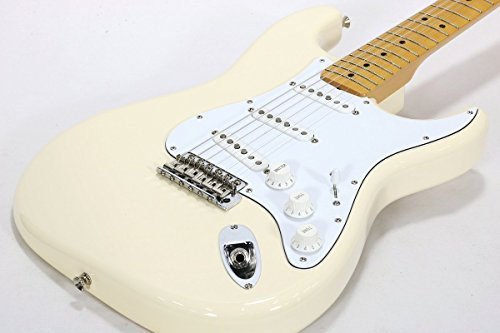 (Fender Japan '68 Reissue stratocaster ST68-TX Vintage White VWH (Japan Import))
