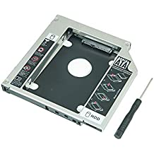 Adaptador DVD P/HD ou SSD Notebook Drive Caddy 9.5mm SATA