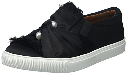 Report Women's Agnes Sneaker, Black, 9 Medium US