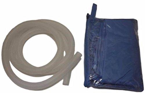 家庭用 室内 エアコン 洗浄 クリーニング シート カバー 排水 ホース 付き