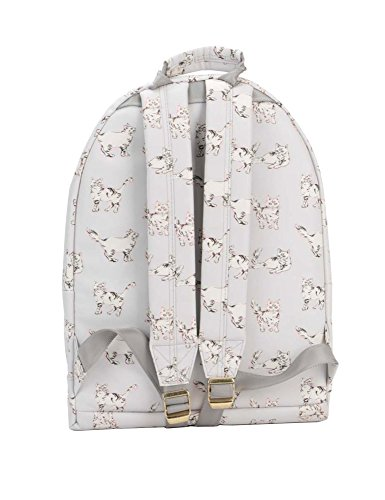 Grey Pac Pac Grey Mi Women's In Light Cats Mi Cats Women's Backpack Backpack wTq1A