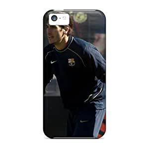 FAFMlgT4293BNjWV Case Cover Protector For Iphone 5c The Best Goalkeeper Of Barcelona Jos Case