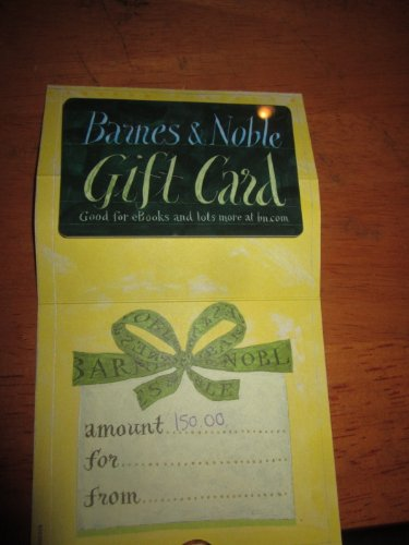 Gift Card to Barnes & Noble (New) (Barnes & Noble)