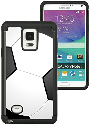 galaxy note 4 football case - 3