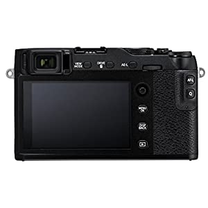 Fujifilm X-E3 Mirrorless Digital Camera w/XF18-55mm Lens Kit – Black