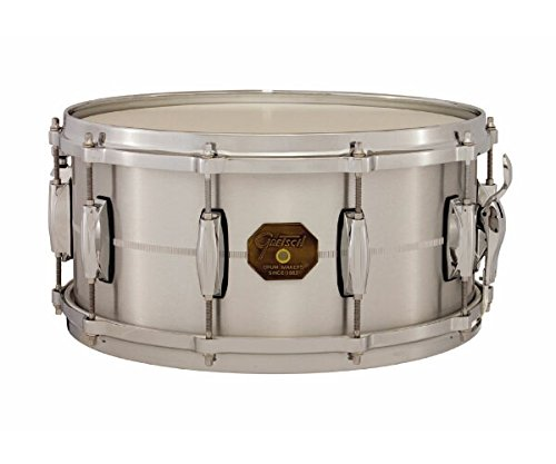 Gretsch Drums G-4000 Aluminum Snare Drum 14 x 6.5 in.