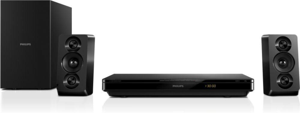 Philips HTB3270/12 - Equipo de Home Cinema 2.1 (Blu-ray 3D): Amazon.es: Electrónica
