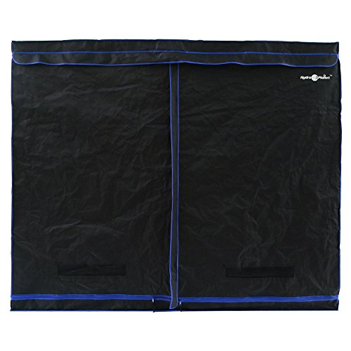 Hydroplanet™ 96x48x80 Mylar Hydroponic Grow Tent for Indoor Plant Growing (96x48x80)