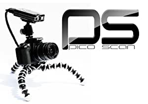 PicoScan Canon Rebel XS, Pico Projector, Joby SLR Tripod incl ballhead, CAlibration board & 3d Scan Software
