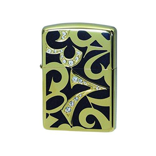 ジッポ ZIPPO オイルライター Armor New Dial 喫煙具 NDZ-BK ブラック 喫煙具 ZIPPO 一般 [並行輸入品] mirai1-520525-ah [簡素パッケージ品] B06XSYWWCX